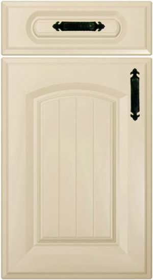 Mfi doors image is loading kitchen cabinet cupboard for Cheap kitchen unit doors